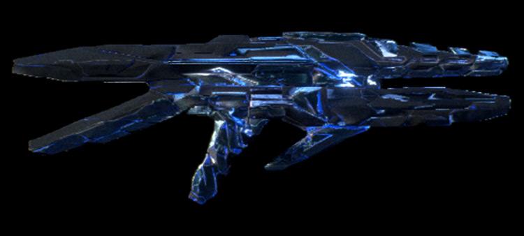 Sweeper Mass Effect: Andromeda Assault Rifle