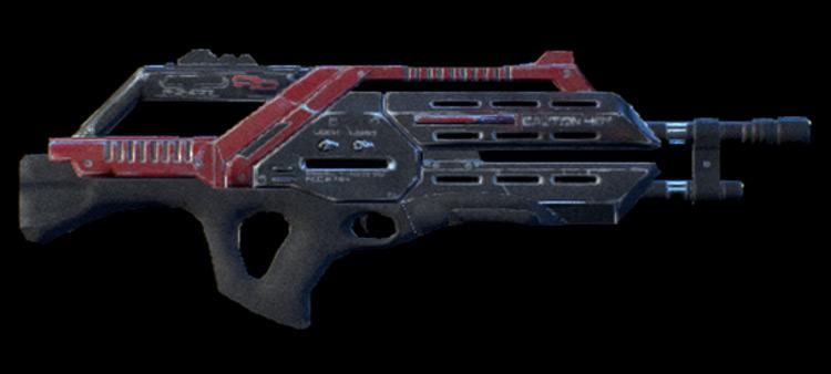 Revenant Mass Effect: Andromeda Assault Rifle