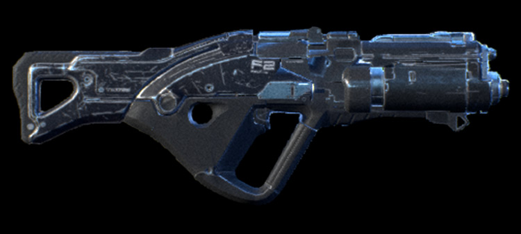 M-37 Falcon Mass Effect: Andromeda Assault Rifle