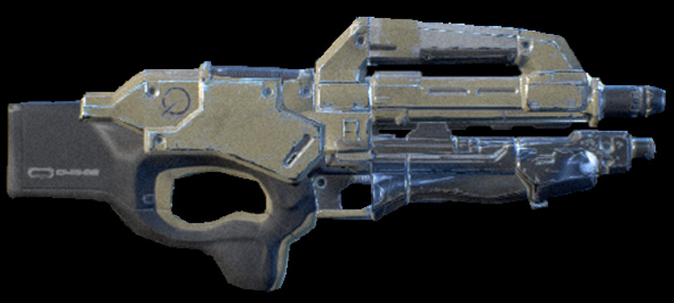 M-96 Mattock Mass Effect: Andromeda Assault Rifle