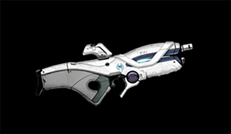 Sovoa Mass Effect: Andromeda Assault Rifle