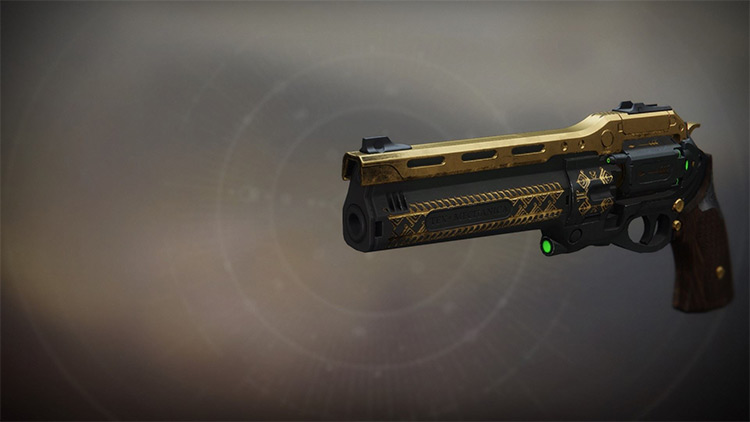 The Last Word Destiny 2 Hand Cannons
