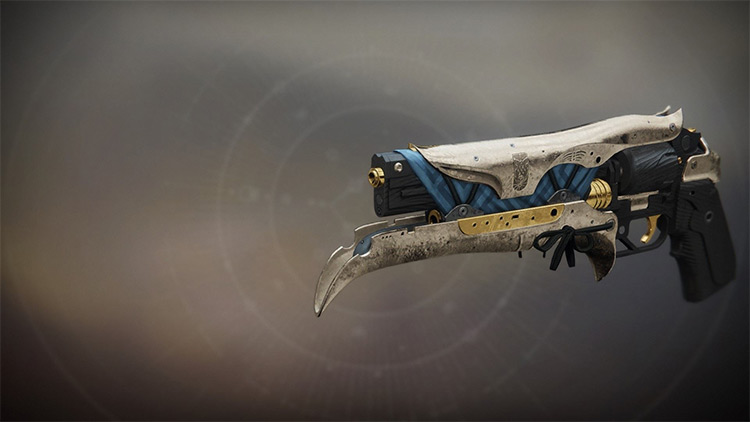 Waking Vigil Destiny 2 Hand Cannons