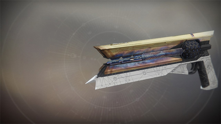Sunshot Destiny 2 Hand Cannons