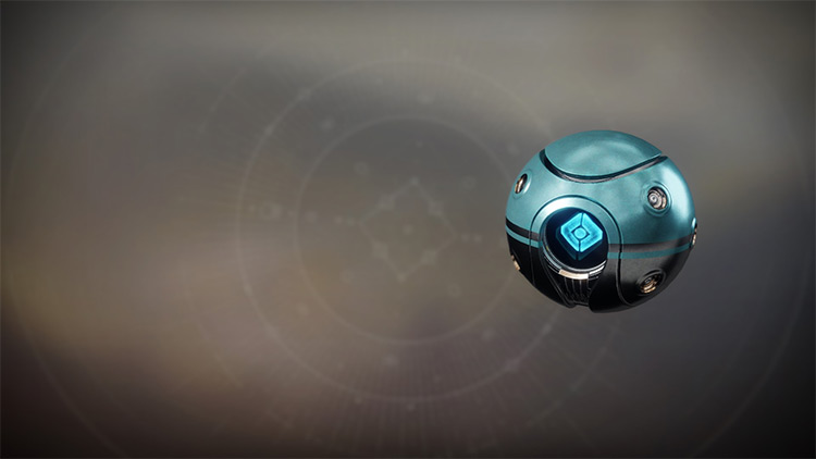Omolon Shell Destiny 2 Ghost Shells