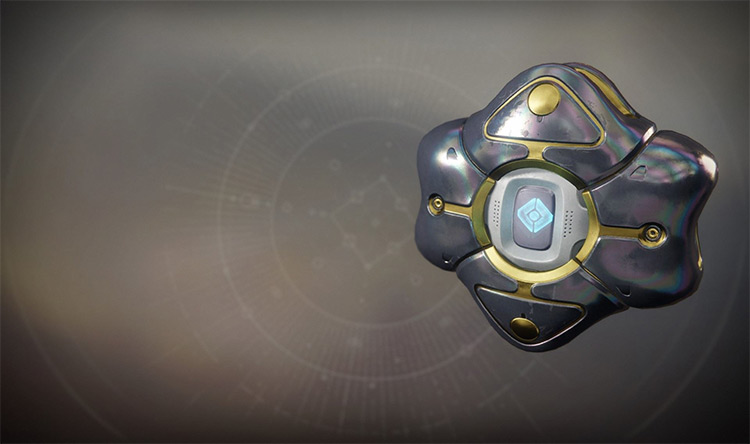 Contender's Shell Destiny 2 Ghost Shells