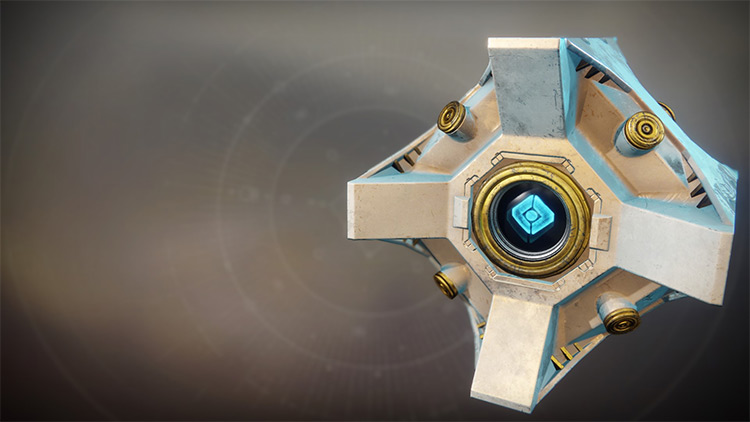 Traitor Primus Shell Destiny 2 Ghost Shells