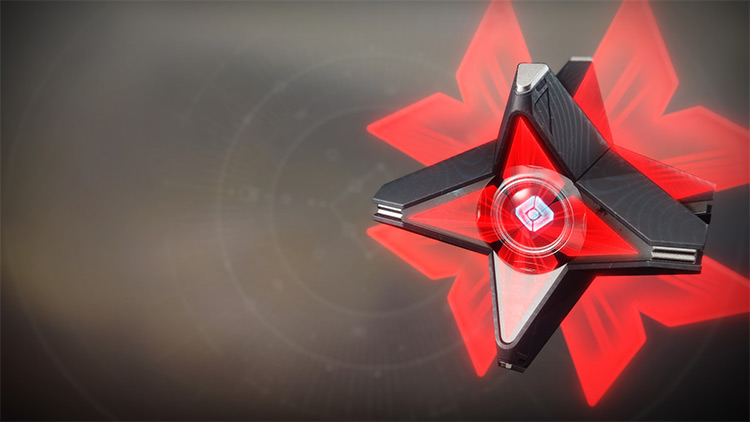 Crimson Shell Destiny 2 Ghost Shells
