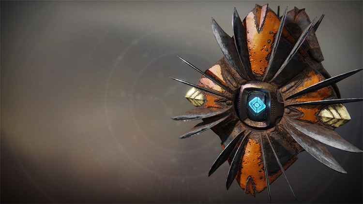 Rust Punk Shell Destiny 2 Ghost Shells