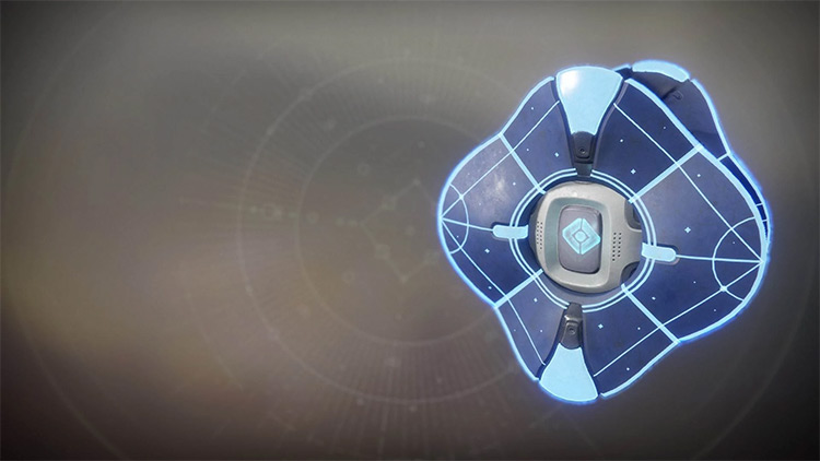 Star Map Shell Destiny 2 Ghost Shells