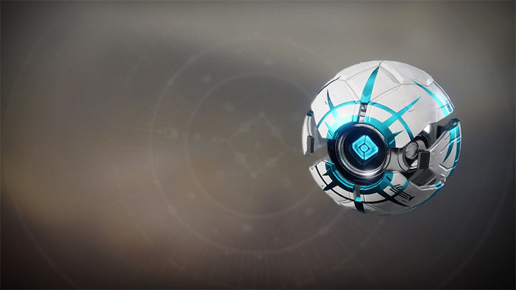 Eyeball Shell Destiny 2 Ghost Shells