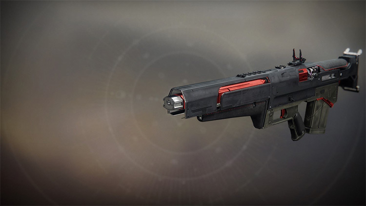 Blast Furnace Destiny 2 Pulse Rifles