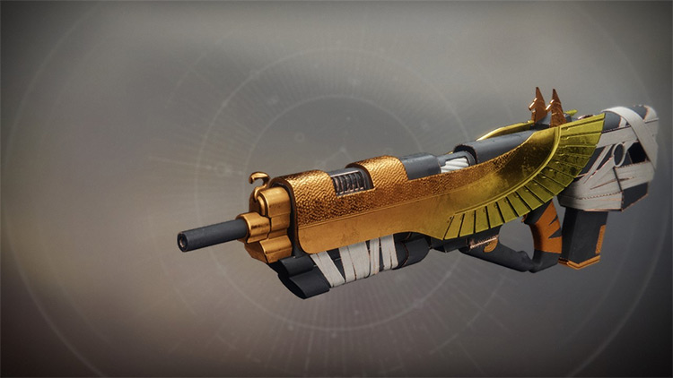 Vigilance Wing Destiny 2 Pulse Rifles