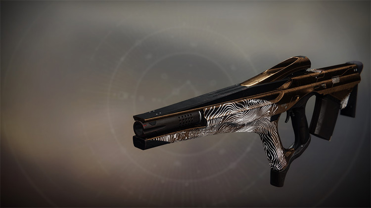Sacred Provenance Destiny 2 Pulse Rifles