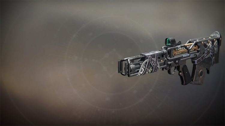 Outlast Destiny 2 Pulse Rifles