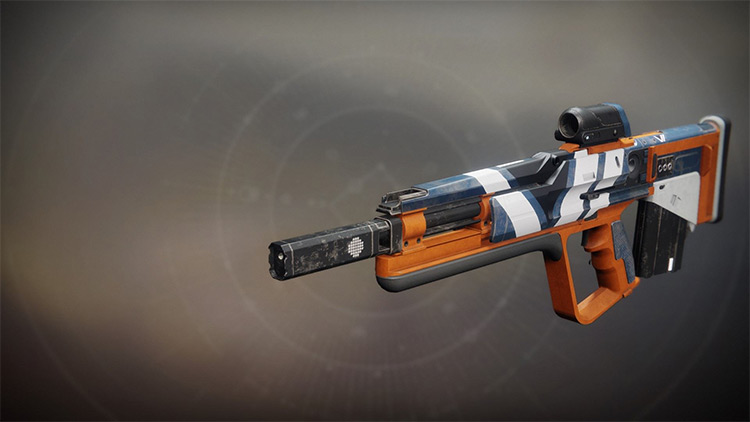 Nightshade Destiny 2 Pulse Rifles