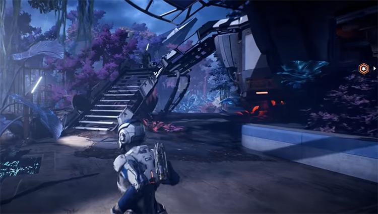 Reconnaissance perks screenshot