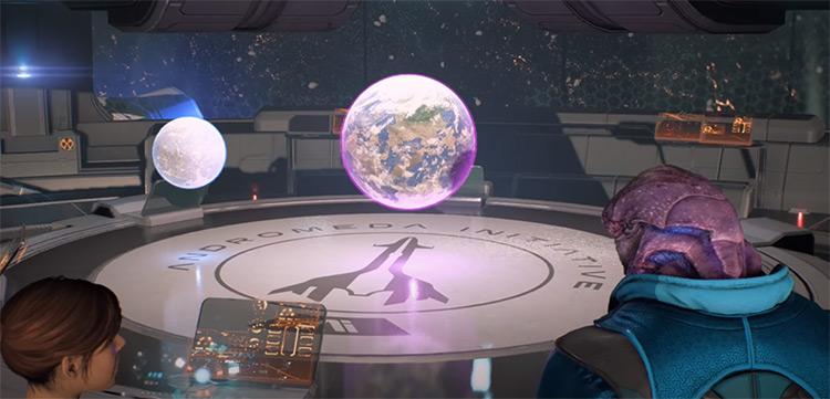 ME Andromeda ImprovedDev