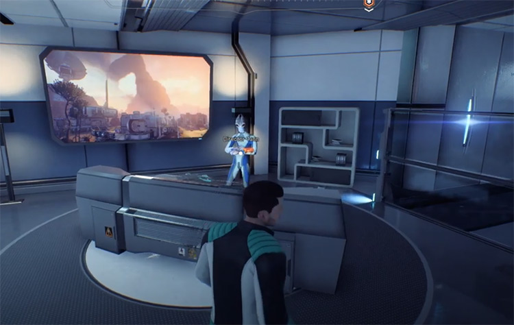 screenshot Lab Techs MassEffect perk