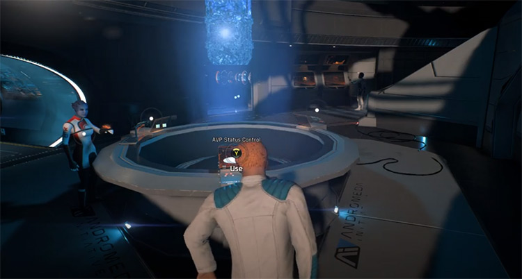 Market Dominance Grey Market Connections ME Andromeda