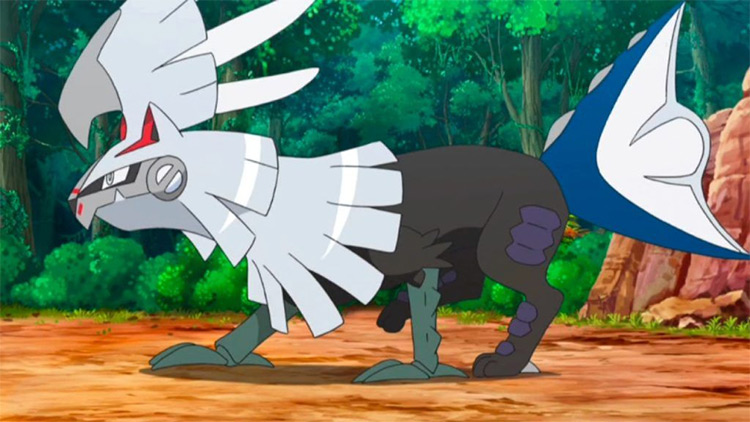 Silvally from Pokémon anime