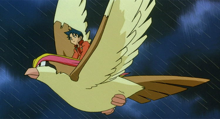 Pidgeot Pokémon screenshot