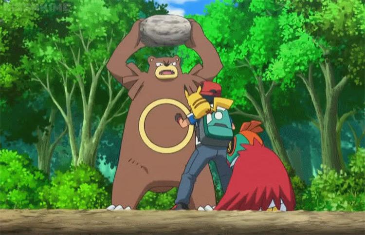 Ursaring Pokémon