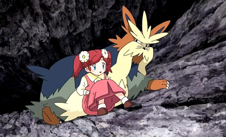 Stoutland Pokémon