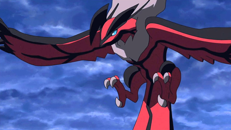 Yveltal Pokémon screenshot