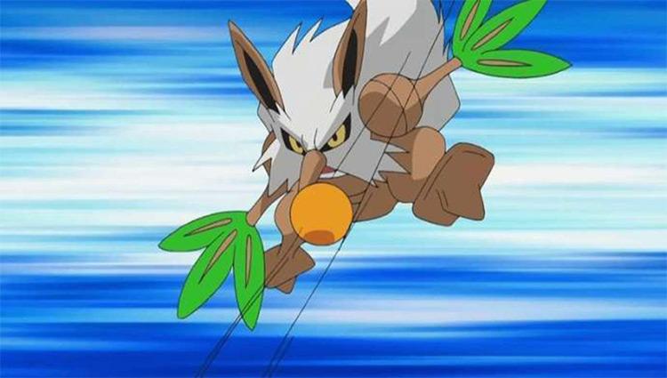 Shiftry Pokémon