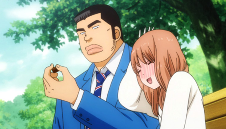Takeo Gouda in My Love Story