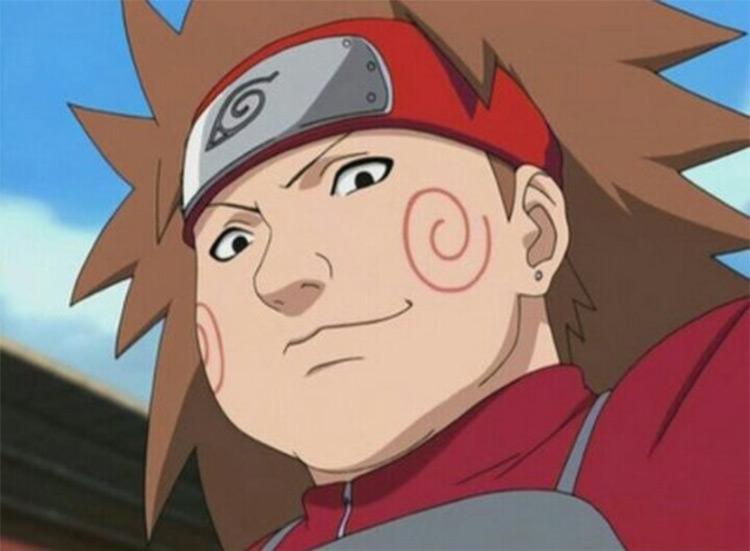 Choji Akimichi Los mejores personajes de Anime gordos (Clasificados)
