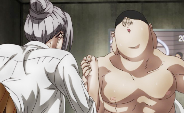 Reiji Andou from Prison School anime