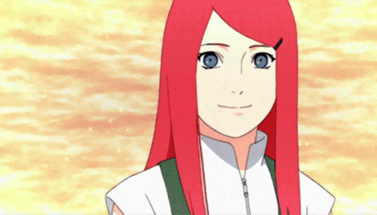 Uzumaki Kushina Naruto Shippuden anime