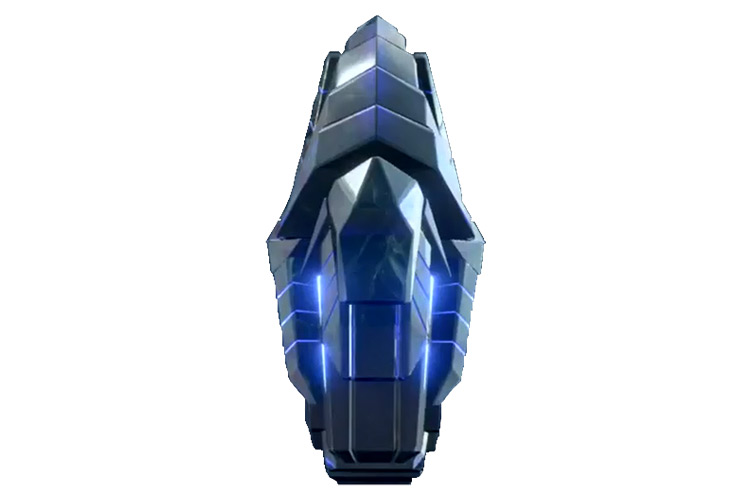 Remnant Cryo-Gauntlet MEA weapon