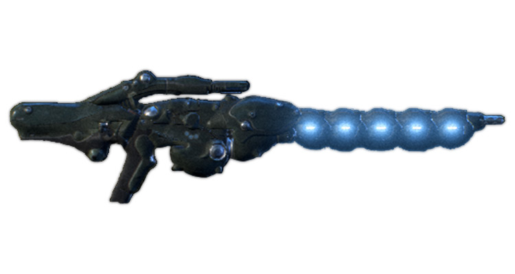 Naladen ME Andromeda weapon