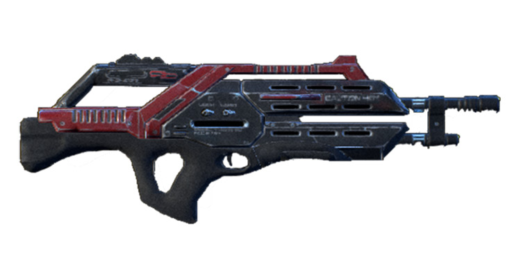 Revenant Mass Effect: Andromeda weapon