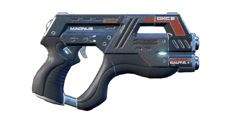 Carnifex weapon in ME Andromeda