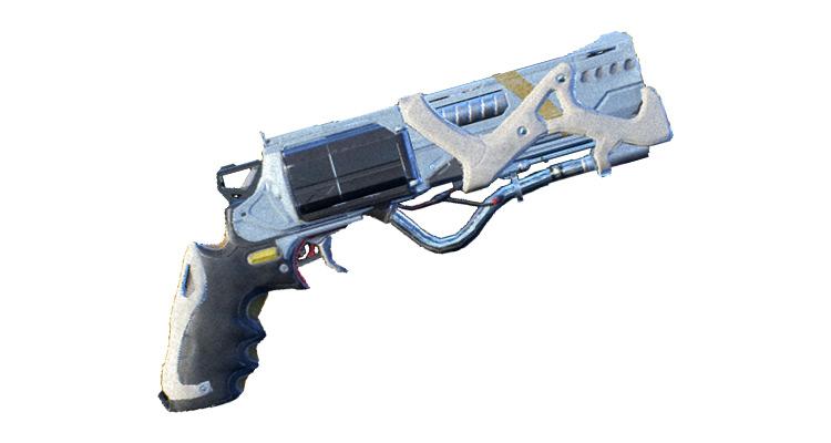 Sidewinder ME Andromeda weapon