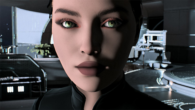 Character Creation Overhaul ME Andromeda mod