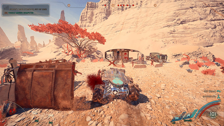 Road Rage ME Andromeda game mod