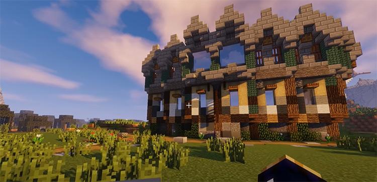 OptiFine mod in Minecraft
