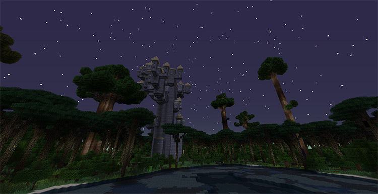 The Twilight Forest Minecraft mod