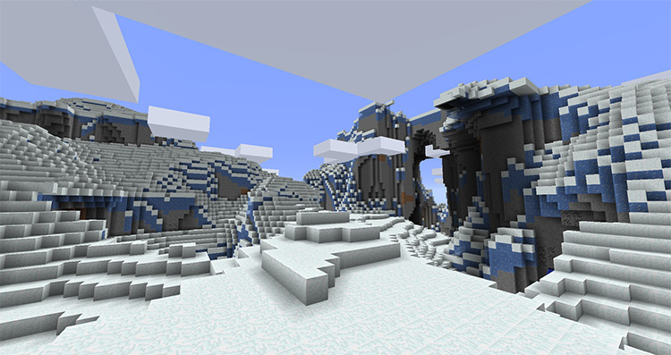 Traverse mod in Minecraft
