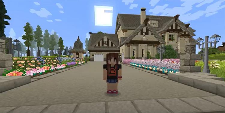 Decocraft Minecraft game mod
