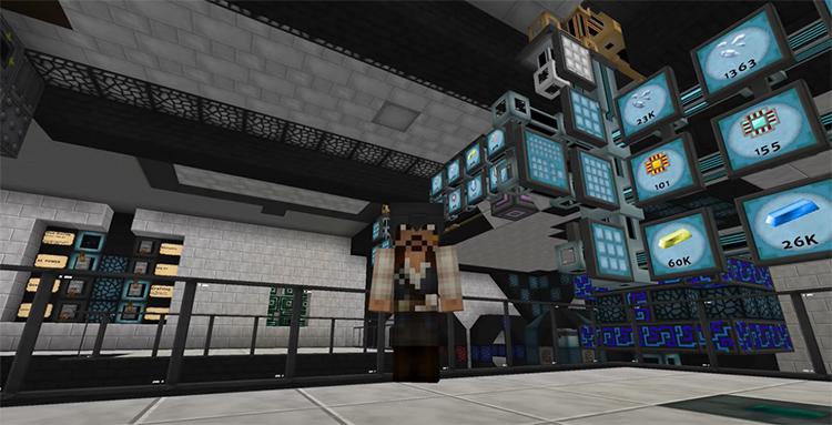 Applied Energistics 2 Minecraft mod