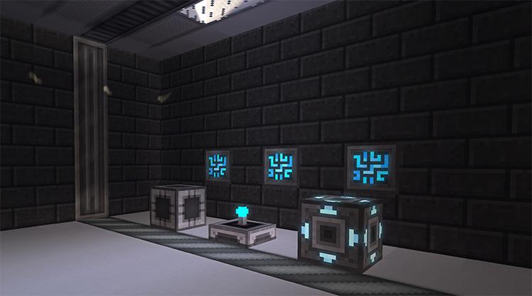 Refined Storage Minecraft mod screenshot