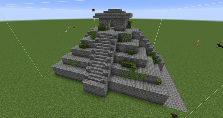 Additional Structures Minecraft game mod