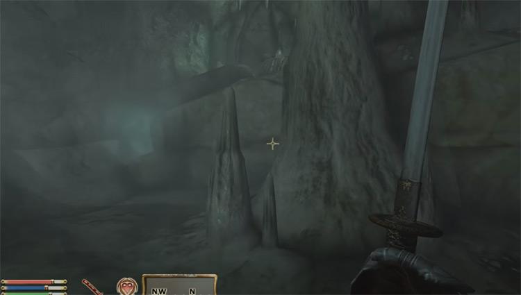 Oblivion Dungeon explorer spell