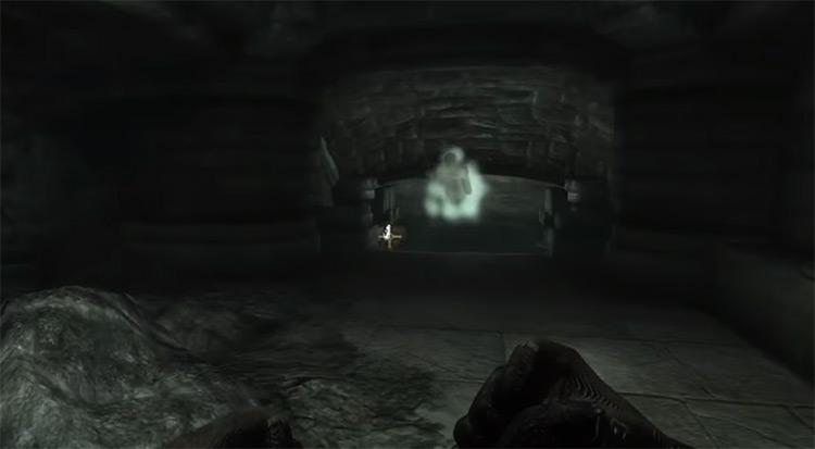Predator spell Oblivion
